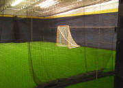 current facility 50' x 60' turf mini-field (driving golf balls, lax practice, fielding)